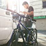 BRIDGESTONE 子供向け自転車の納品