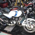 RZ250ウォーターポンプ修理